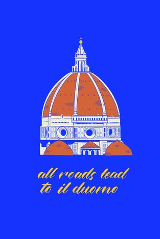 All Roads lead to Il Duomo