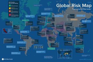 Global Risk Map 2018