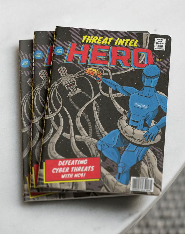 Threat Intel Hero Journal