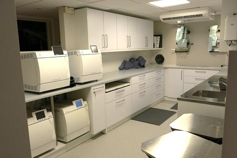 Ukázka zubařské laboratoře v Norsku