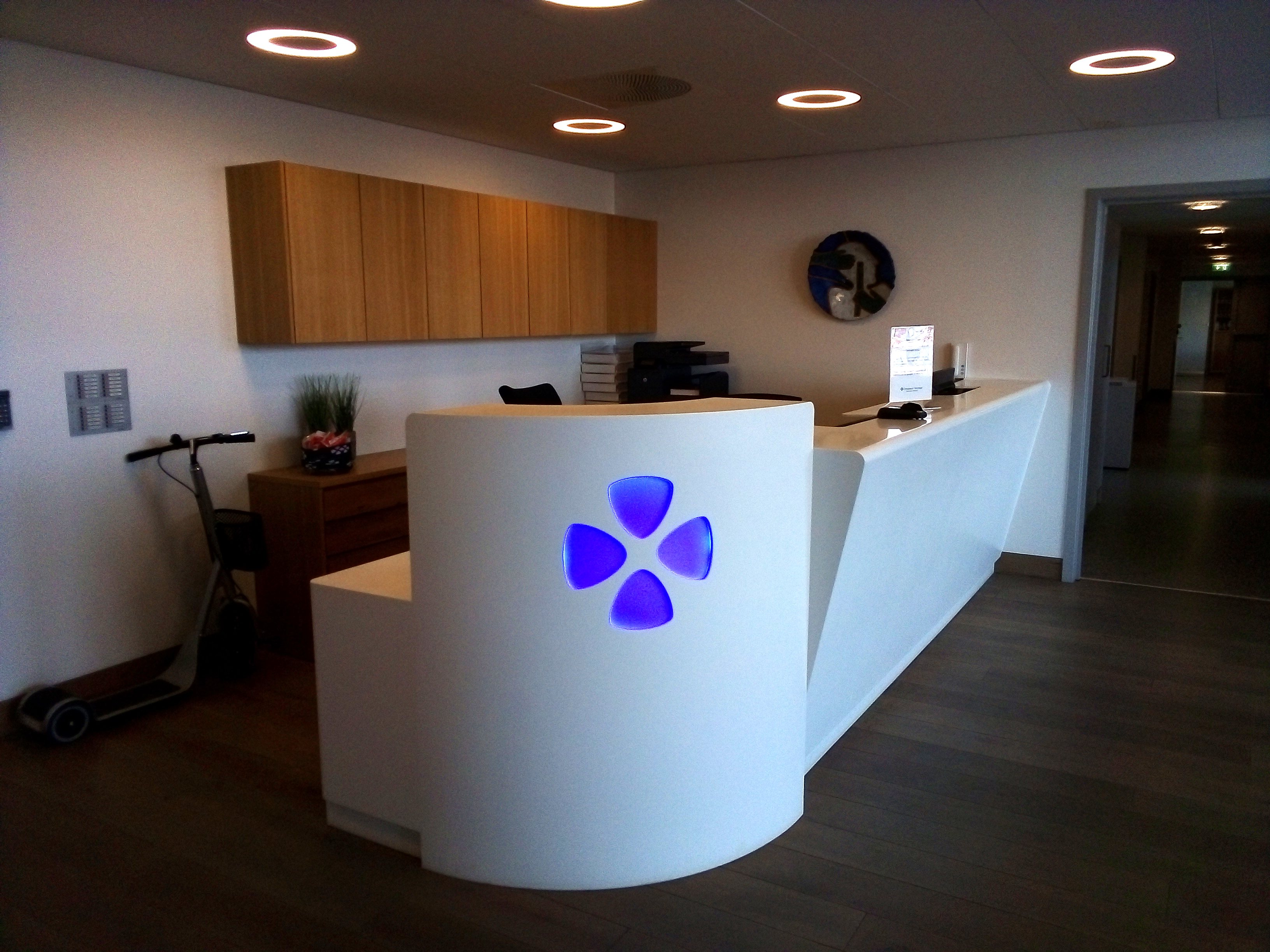 PREMIUM reception desk