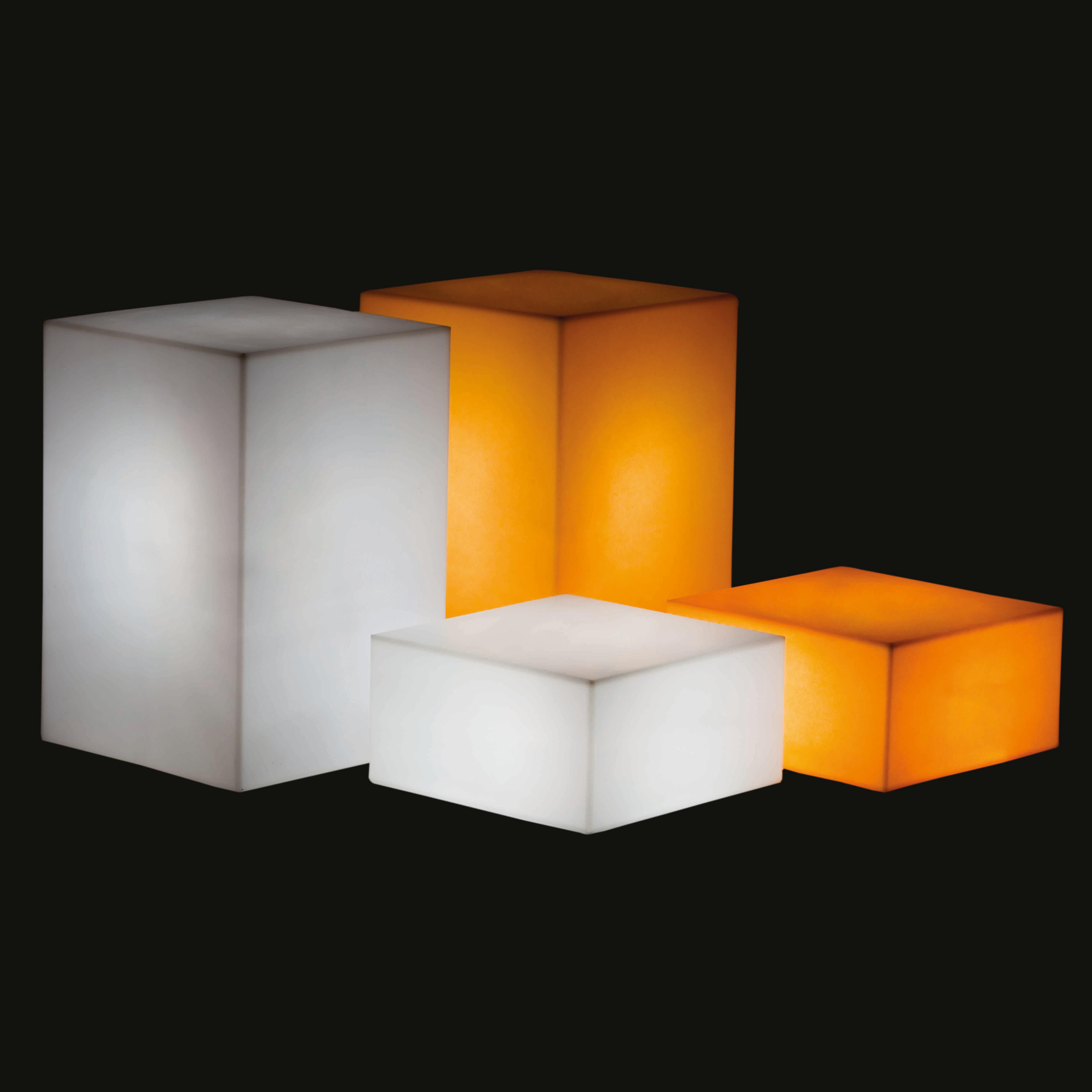 Lysbokser til utstillinger