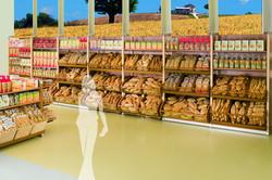 Regály do pekáren G2