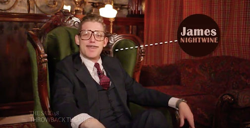 Jeff Houghton-James Nightwine-Throwback