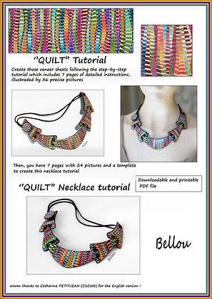 ''QUILT'' Tutorial