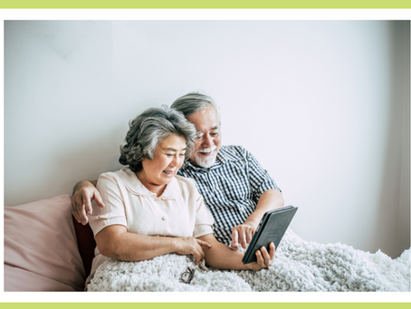 5 Tips for Virtual Visits with Seniors