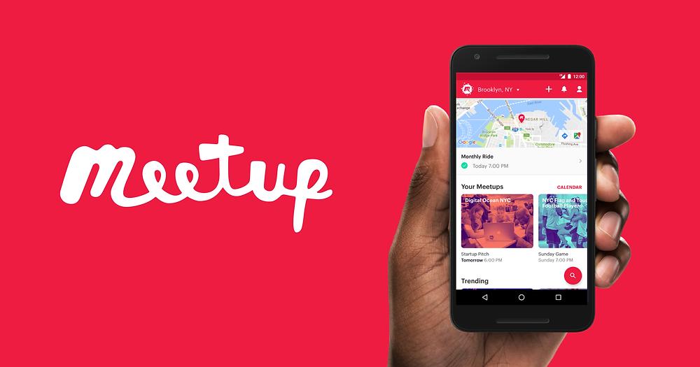 Meetup Business Networking App
