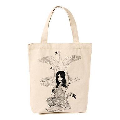 copia de Bolsa totebag El dios de los tres Björk