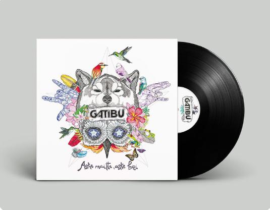 Gatibu desarrollo artístico album
