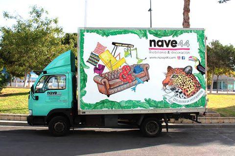 Camión Nave44