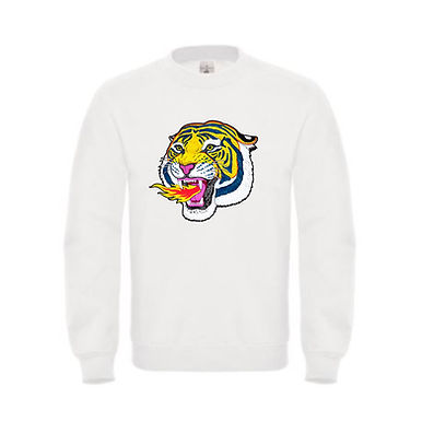 Sudadera TIGRE ON FIRE