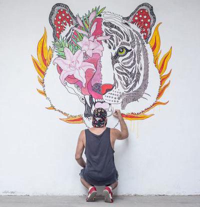 mascara-tigre