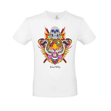 Camiseta TIGRE ON FIRE