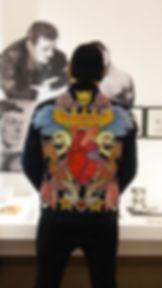 el dios de los tres, parches , levis, levis españa, eldiosdelostres, ilustración, ilustrador, illustratin, diseño, ilustración textil
