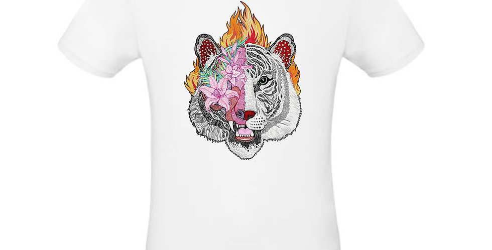 Camiseta TIGRE SIBERIANO