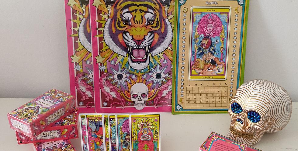 Pack Lanzamiento Tarot