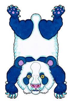 tapiz-ilustracion-panda