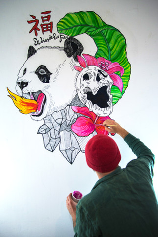 Mural To Be Concept