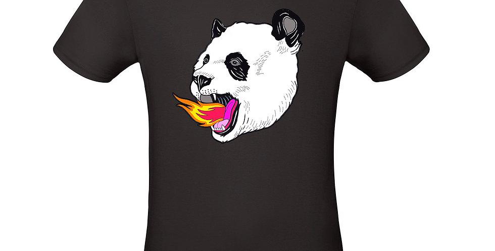 Camiseta PANDA ON FIRE