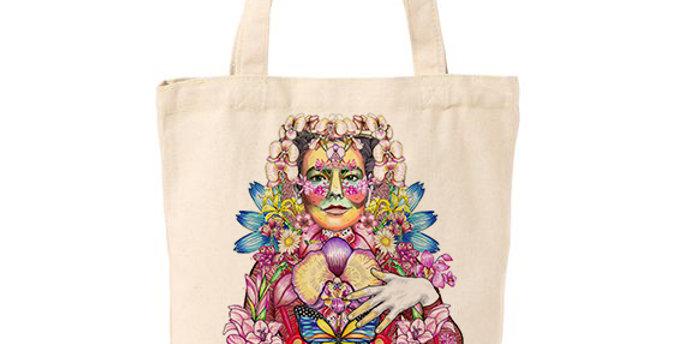 Bolsa totebag El dios de los tres Björk