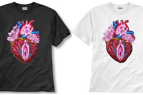T-shirt ilustrada El dios de los tres Coñazón