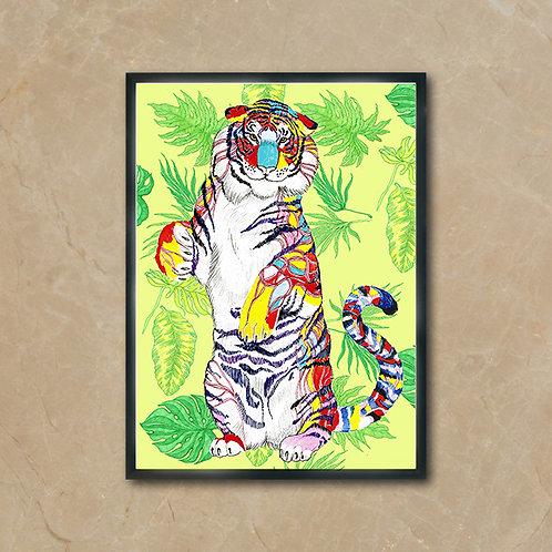 Tigre tropical