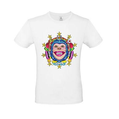 Camiseta HUMAN MONKEY