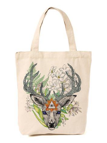 bolsa-totebag-ilustracion-ciervo