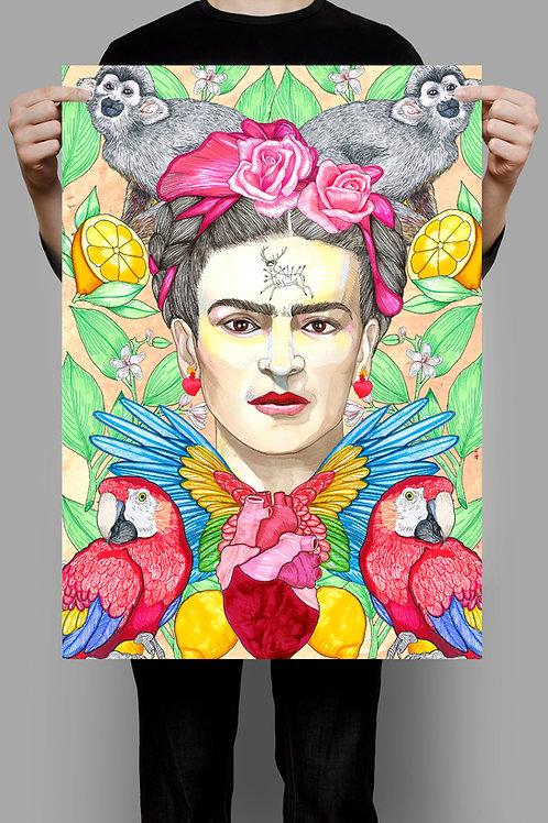 Frida Póster