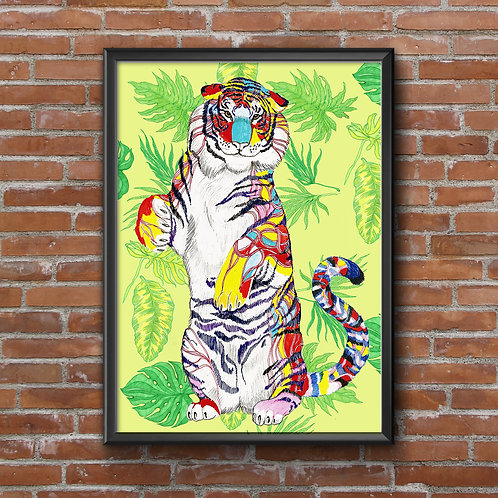 Tigres tropical