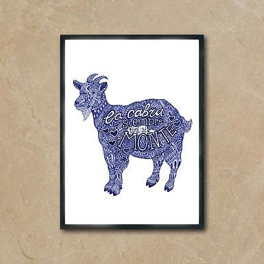 La cabra tira al monte