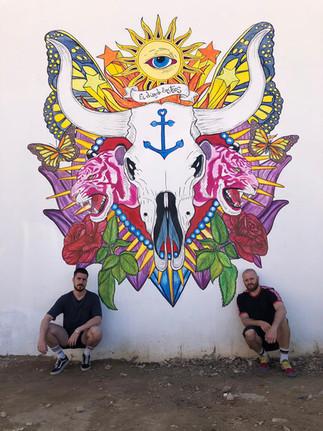 Mural Vilart