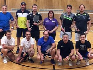 Badminton-Winterturnier übertraf Erwartungen