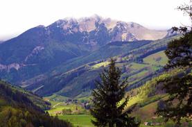 Gößgraben mit Reichenstein