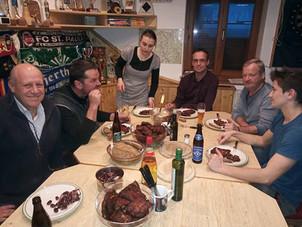 Donnerstag ist Kulinarikzeit im Klubheim