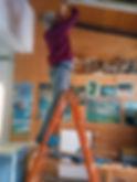 2019-11-09 arbeitseinsatz leuchten joach