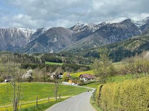 Blick nach Schardorf