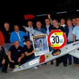 Ein Grund zum Feiern ... 30 Jahre Sponsorkooperation