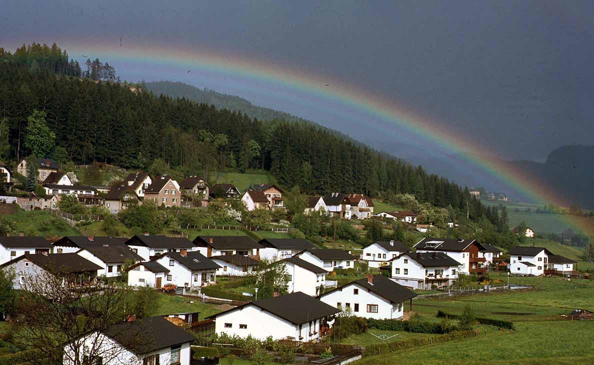 Hafning Regenbogen