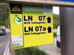 Kreisverkehr Donawitz