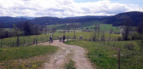 Fahrt nach Dirnsdorf
