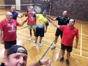 Badmintonspieler starteten in die Hallensaison