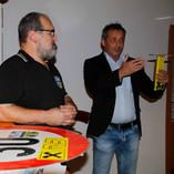 Jubiläumsansprache von Raiffeisen-Marketingchef Bernhard Bürger