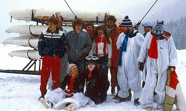 1984 Faschingslauf am Präbichl