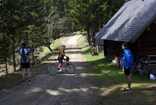 Silbersberg Jagdhütte