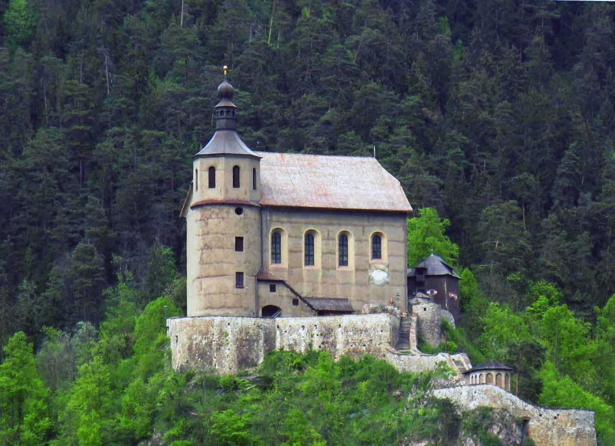 Kirche am Freienstein
