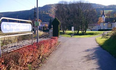 Bahnstation St. Peter