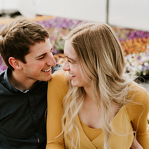 Jesse + Macy Engagement