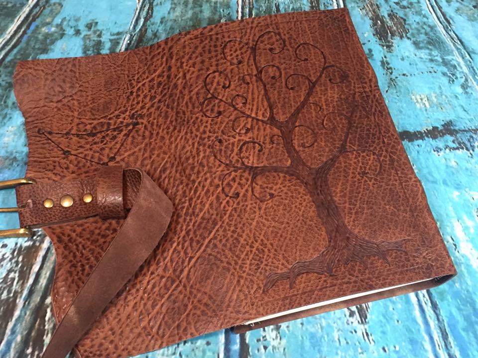 Belt Buckle Tree Book