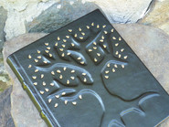 Tree of Life Leather book